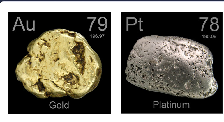 comparison bars metals of to platinum precious a heavy how gold blog is compared