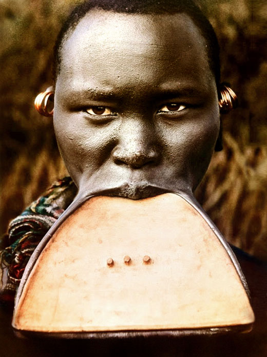 African Neck Rings