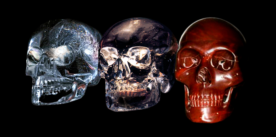 Crystal Skulls Symbolism The Quartz Crystal Skulls Were