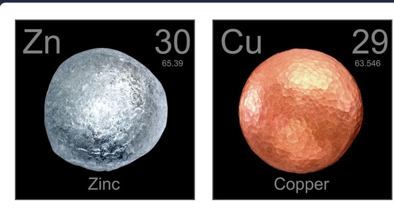Resonant Atomic Transmutation Of Zinc Into Copper